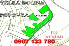 Recreation plot for sell in Detvianska Huta