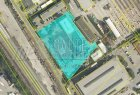 Commercial zone for auction in Brno