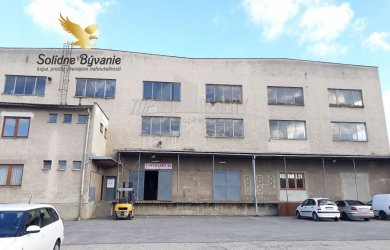 Photo #1: Warehousing area for rent in Banská Bystrica