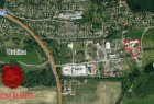 Industrial zone for sell in Hranovnica